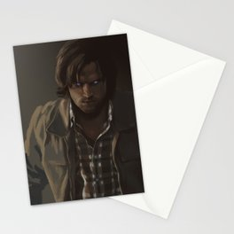 Ezekiel. Sam Winchester Stationery Cards