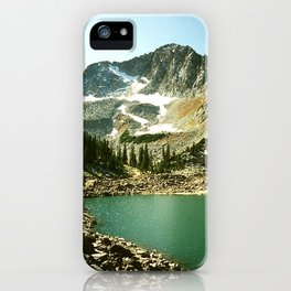 Wasatch Wandering iPhone Case