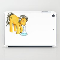 my little pony iPad Cases featuring My Little Pony: Yusuf by aredblush