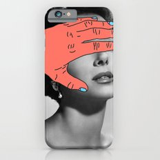 Burning Hands iPhone 6s Slim Case