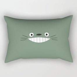 Studio Ghibli Movie Inspiration Rectangular Pillow