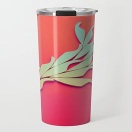 Gold Sunrise Travel Mug