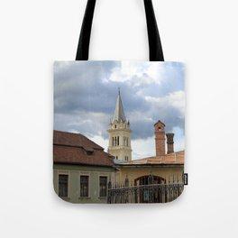Sighisoara VII Tote Bag