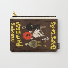 Belle Epoque vintage poster, Abbotts-Phit-Eesi Carry-All Pouch