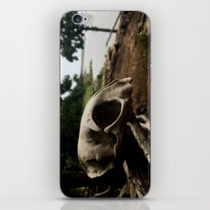 Watcher in the Woods iPhone & iPod Skin