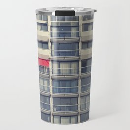 Red Awning Travel Mug