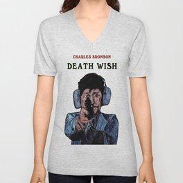 Death Wish Unisex V-Neck