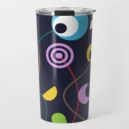 flowers aromatic Travel Mug