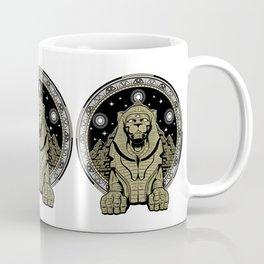 The Lion Age Coffee Mug