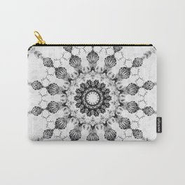 Damask design Carry-All Pouch