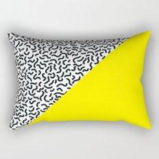 Pop Art Pattern 2 Rectangular Pillow