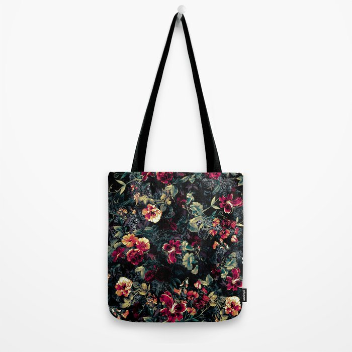 In The Night Garden Tote Bag