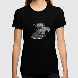 Newspaper Lions T-shirt