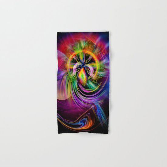 Abstract Perfection 60 Hand & Bath Towel