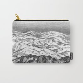 San Jose Hills Carry-All Pouch
