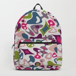 Playful retro Backpack