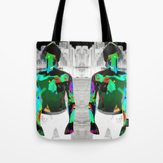 Urban Boy Tote Bag
