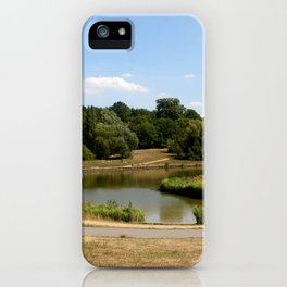 Hampstead Heath, London iPhone Case