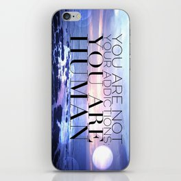 Know Your Truth  iPhone Skin