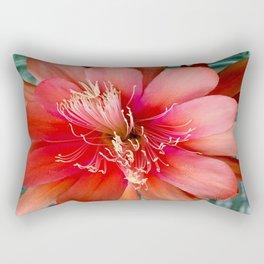 Flamingo Floaty Rectangular Pillow