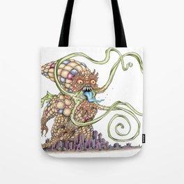 Cornthulhu Tote Bag