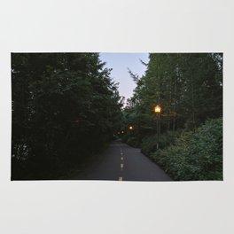 trail quebec Rug