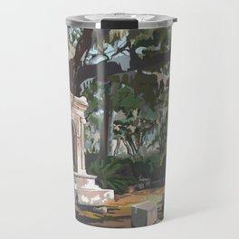Bonaventure Cemetery Travel Mug