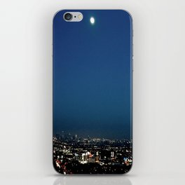 l.a. blur iPhone Skin
