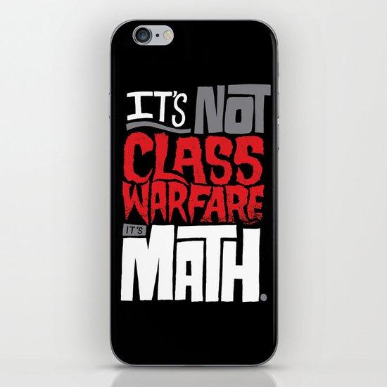 It's Math iPhone & iPod Skin