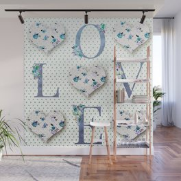 Country love Wall Mural