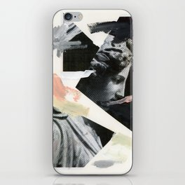 Untitled (Painted Composition 3) iPhone Skin
