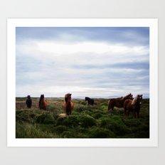 Wild Spirit #society6 #art #prints Art Print