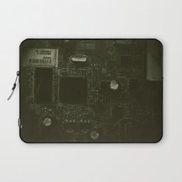 The City of Circuitry 5.0 Laptop Sleeve