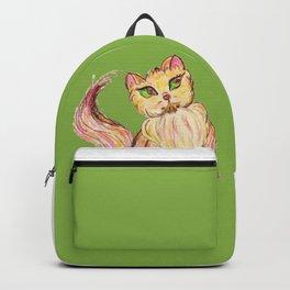 Red Persian Cat Backpack