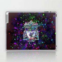 Watercolor Liverpool Laptop & iPad Skin