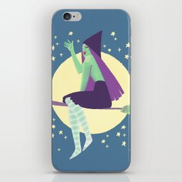 Wanna be Wicked iPhone Skin