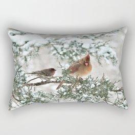 Are You My Mama? Rectangular Pillow