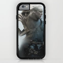 The Hound's Fall iPhone Case