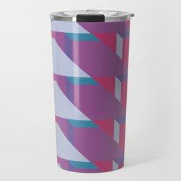 Abstract Drama #society6 #violet #pattern Travel Mug