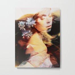 Girl Tas 07 Metal Print