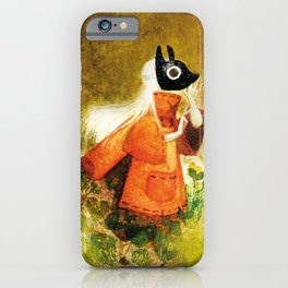 Forest Call iPhone Case