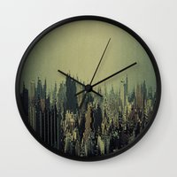 tokyo Wall Clocks featuring Tokyo by The Sound of Applause