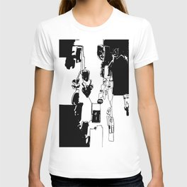 conflicted collection T-shirt
