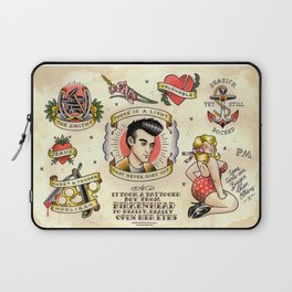 There Is A Light That Never Goes Out (The Smiths) Laptop Sleeve