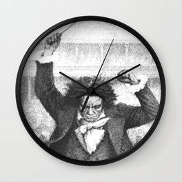 Beethoven 250th anniversary Wall Clock