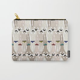 Swimmers and Speedos Carry-All Pouch