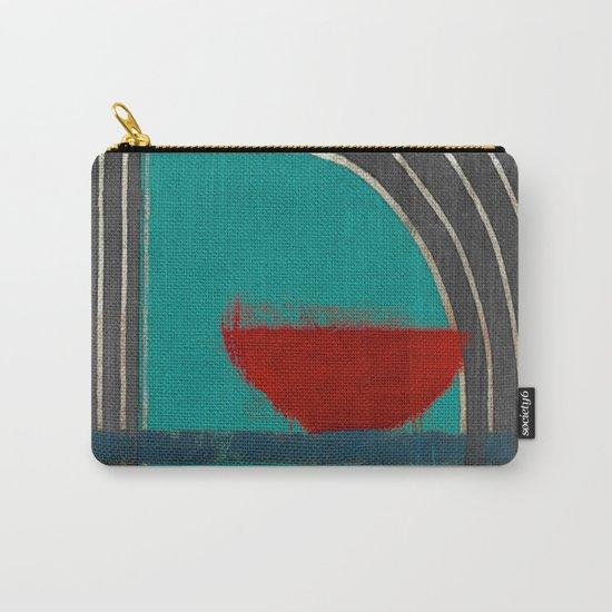 赤容器 (red pot) Carry-All Pouch