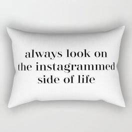 bright side Rectangular Pillow