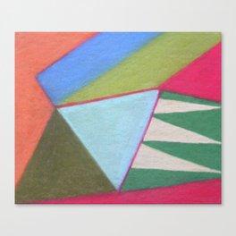 Abstract No. 2 Canvas Print