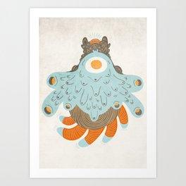 Untitled No. 0306 Art Print